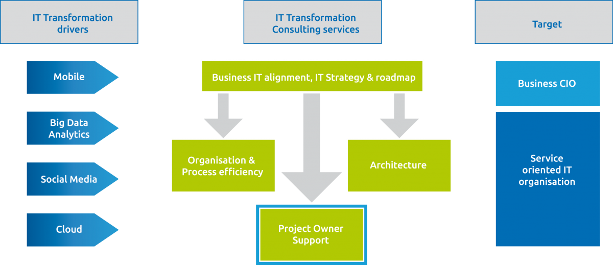 IT Transformation Support