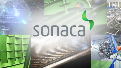 Sonaca Signs A 14 Million Euro It Outsourcing Contract